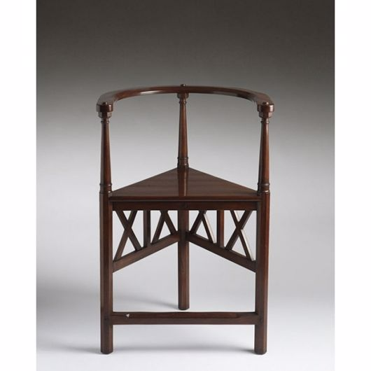 Picture of X TRESTLE COUNTER STOOL