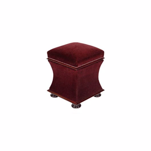 Picture of BABY BELVILLE OTTOMAN