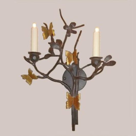 Picture of BUTTERFLY SCONCE
