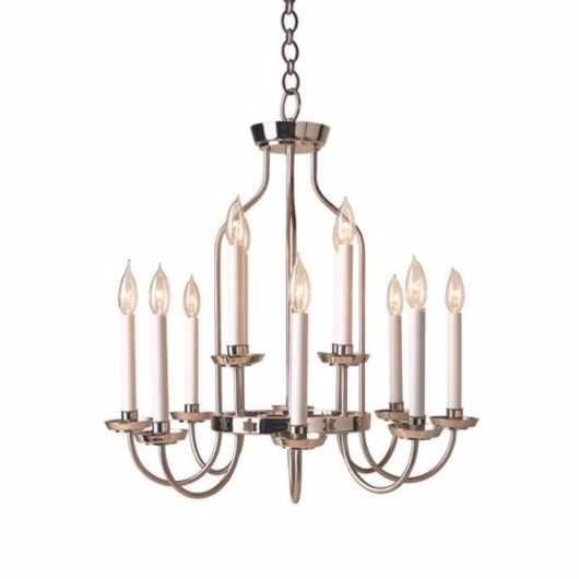 """Picture of CECIL B CHANDELIER (Chandelier, 24"""")"""