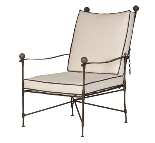 Picture of AMALFI LOUNGE CHAIR