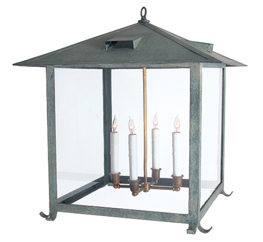 Picture of CARRE LANTERN - SIZE II