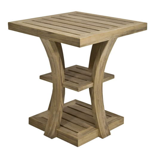 Picture of NOOSA SIDE TABLE - SQUARE