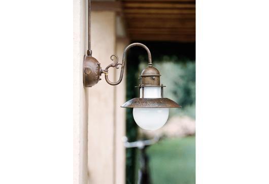 Picture of ABBAZIA - BRASS LAMPS