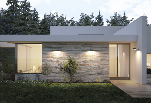 Picture of ACELUM - OUTDOOR WALL LAMP