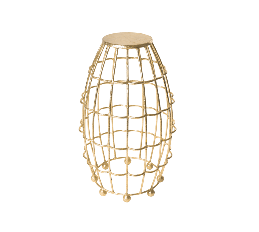 Picture of GILDED CAGE SMALL OCCASIONAL TABLE