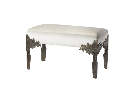 Picture of CUSTOM ACANTHUS MINOR BENCH