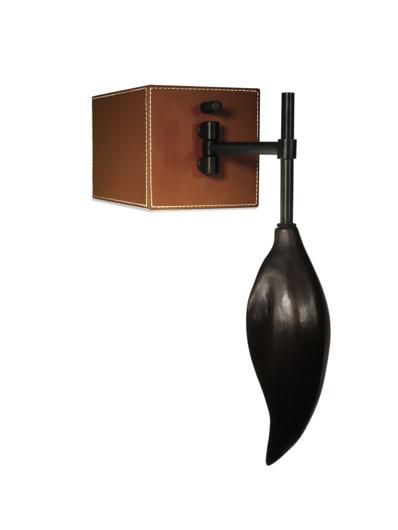 Picture of ACACIA BOOKSHELF LAMP